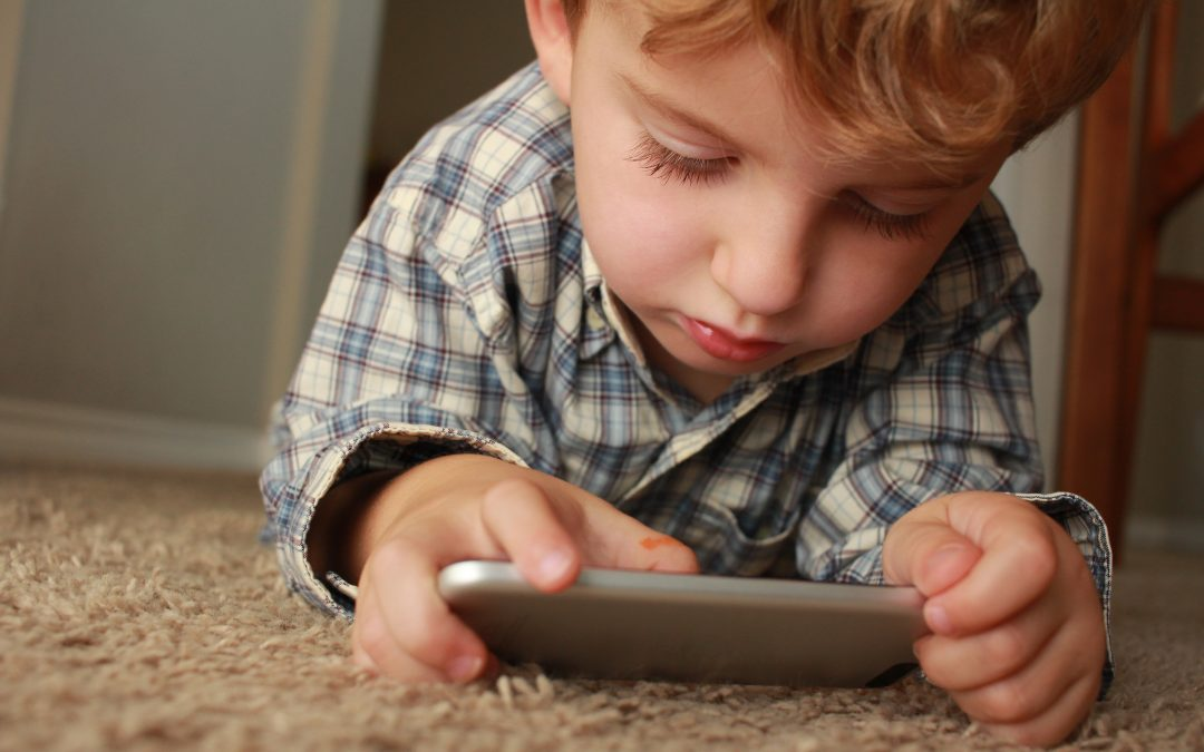 Children and Technology – how do we manage it?